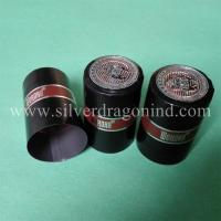 China PVC shrink capsules for wine bottle use on sale