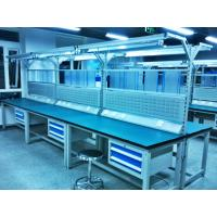 China Hobby Room / Basement Industrial Heavy Duty Work Bench For Metal Workshop on sale