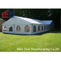 China Large Outdoor Gazebo Garden Marquee Waterproof Event Tent With Different Colors on sale