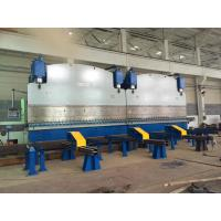 Best 800T / 6000mm Electric hydraulic CNC Tandem Press Brake With Bending Steel Plates wholesale