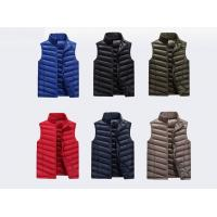 Best Polyester/ Cotton Work Jackets & Vests For Men Zipper With Twill / Women