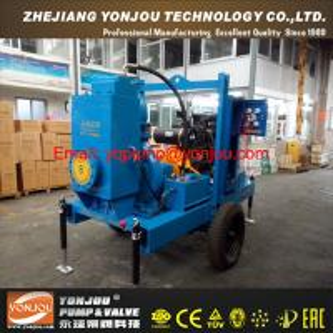 Best Diesel Engine Self Priming Trash Pump, Vacuum Prime Assist Pumps, Solid Handling Pumps wholesale