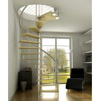 Best Modern Custom Spiral Staircases with Stainless Steel Baluster wholesale