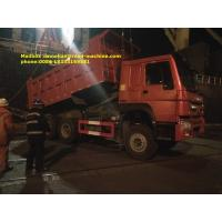 Buy cheap SINOTRUK CNHTC HOWO 7 6x4 30 tons Tipper Dump trucks For Sale from wholesalers