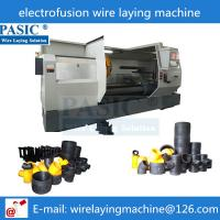 Best Elbow wire laying machine CNC,PE electorfusion fittings wire laying machine PC-400/800ZF wholesale