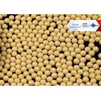 Best 80 Cerium Stabilized Ceramic Grinding Media Balls , High Shear Sand Mill Grinding Media  wholesale