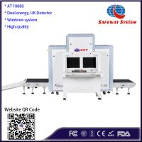Best Multi - Energy Big X-ray baggage Scanner Penetration steel Aviation factory at10080 wholesale