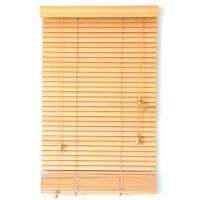 Cheap 35mm Window Horizontal Wooden Window Shutters Manual for Security for sale