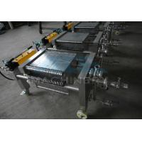 Best Stainless Steel Plate and Frame Filter Press Machine wholesale