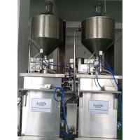 Best Pneumatic Constant Temprature Ointment Filling Machine,Heating&Cosmetic Filling Machine wholesale