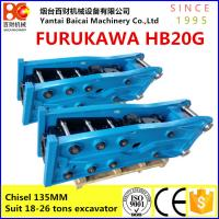 Buy cheap Top type hot sale korean quality excavator Furukawa hydraulic hammer breaker from wholesalers