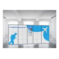 China Storage Metal Coin Luggage Lockers Widely Used Smart Electronic Locker For Bag on sale