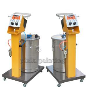 Best Durable Powder Coating Spray Machine With Pressure Regulator Valve wholesale