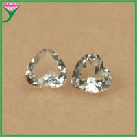 Best Supplier White topaz customize all size and shape loose white topaz natural gemstone wholesale