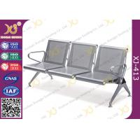 Best Heavy Duty Hospital Waiting Room Chairs Stainless Steel With Powder Coating wholesale