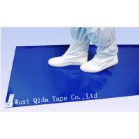 Buy cheap Polyethylene 60 Pieces Blue Color Sticky Mat Customized from wholesalers