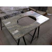 Best Santa Cecilia granite vanity tops wholesale