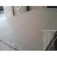 Best Ash Fancy Plywood 1220 x 2440mm wholesale