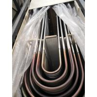 Best Welded U Bend Stainless Steel Tube Bright Annealed Finish ASTM A688 / SA688 wholesale