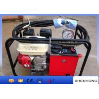 Best High Efficiency Overhead Line Construction Tools Two Stage Hydraulic Pump wholesale
