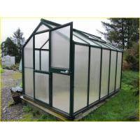 China Clear Twin-wall Celluar Polycarbonate Sheet for Greenhouse on sale
