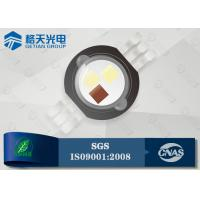 China Traffic signaling used 9W Module High Power RGB LED 90 Degree Viewing Angle on sale