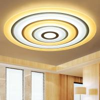 China Round Ceiling lighting fixtures for home Acrylic ceiling lamp Fixtures (WH-MA-125) on sale