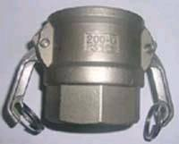 Best Camlock Coupling Part D Stainless Steel Supplier wholesale