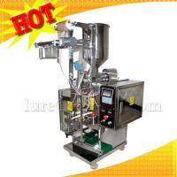 China Sachet Body Lotion Packing Machine on sale