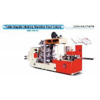 Best Tissue Napkin Machine with Four Color Printing (JWC-SZJ-4C) wholesale