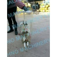 Best Agriculture single row hand corn seeder,home maize fertilizer new wholesale