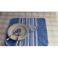 China Kitchen Tea Towel  Cotton Grid Cleaning Towels plaid tea towel cover cloth napkin Towel on sale