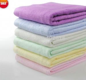 Best 55x27(140x70cm) Bamboo Fiber Beach Towel, Bamboo Bath Towel, 100%Bamboo Home textile wholesale
