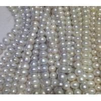 Best 13-18mm surrounded by natural light gray freshwater pearls wholesale wholesale
