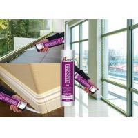 White Color Neutral Silicone Sealant For Metal Roofing One Component