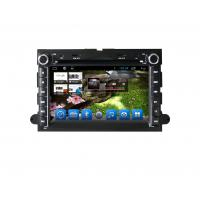 Buy cheap Explorer Expedition Mustang Fusion Ford DVD Navigation System 7 inch HD Screen from wholesalers