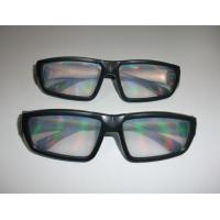 Best Promotional powerful rainbow 3d fireworks glasses lens for coupon redemption wholesale