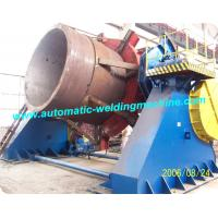 Best 300T Heavy Type Pipe Welding Positioners With Clamp Chuck CE C-tick CCC wholesale
