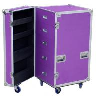 Best High Durability Aluminum Tool Trolley Case Water Resistant With Wheels Or Rolls wholesale