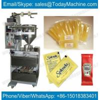 Best pneumatic paste filling machine/peanut butter packing machine wholesale
