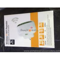 Cheap Wireless N Wifi Repeater with Router  and AP mode speed 300mbps SF-WR302 for sale