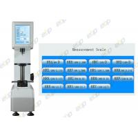 China Digital Touch Screen Rockwell Hardness Tester with HRA, HRB, HRC etc Hardness scales on sale