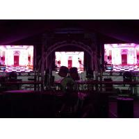 Best 64x32 Module Video LED Display , outdoor led video wall With Hub75 Port wholesale