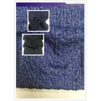 the newest spray acrylic cotton jeans color knitting yarn for sweater big brand