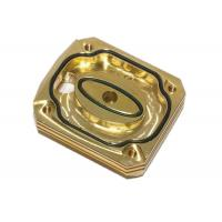 China Brass Material Castings CNC Precision Machining Products Custom Machining Components Supplier on sale