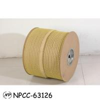 Best Metal Double Loop Wire Nylon Coated Wire-O Binding Wire Twin Wire (NPCC-63126) wholesale