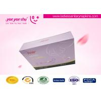 Cheap Super Absorbent and Box Packaged Healthy Sanitary Napkins Disposable For Menstrual Period for sale