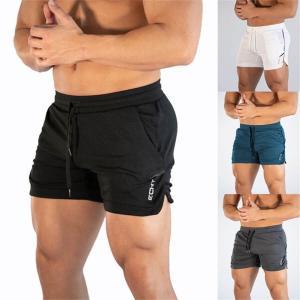 China Marathon Mens Running Shorts Sportswear Joggers Shorts Custom Design Comfortable Lightweight on sale