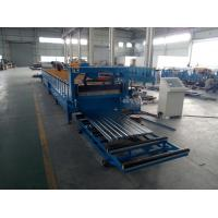 Best XR11-106-1060 IBR Trapezoidal Roof Panel Roll Forming Machine Metal Profile Line wholesale