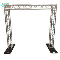 Buy cheap Tri Background 290mm Spigot Goal Post Truss System Squared Corners For Hanging from wholesalers